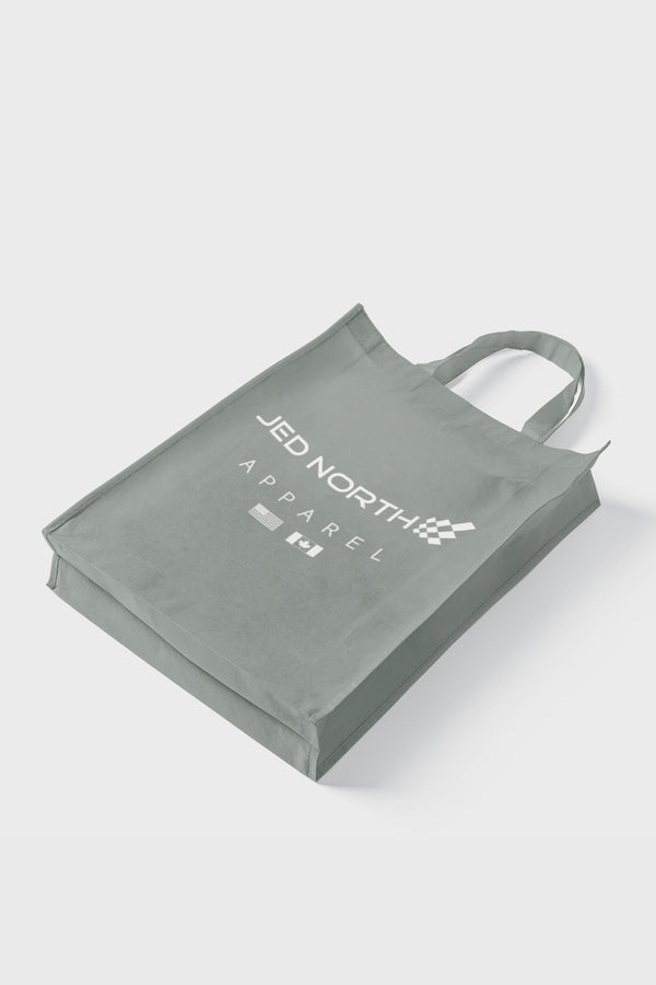 Jed North Tote Bag - Gray