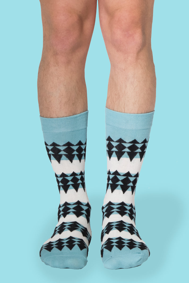 Diamond Men's Sock
