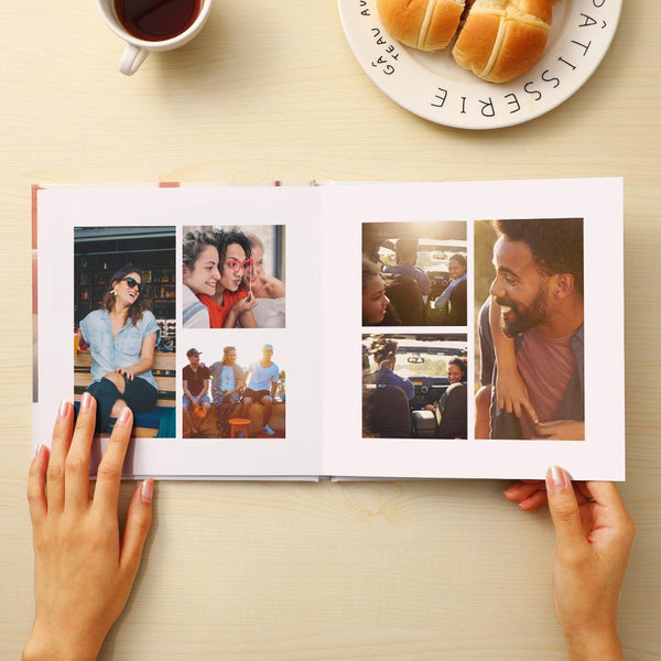 Custom Online Photo Book for Travel 4 Size