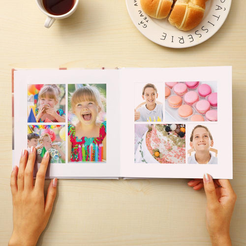 US Personalized Photo Book Birthday Gifts Online Design