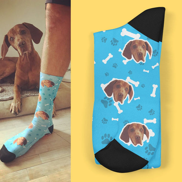 Custom Dog Socks - US Fast Delivery