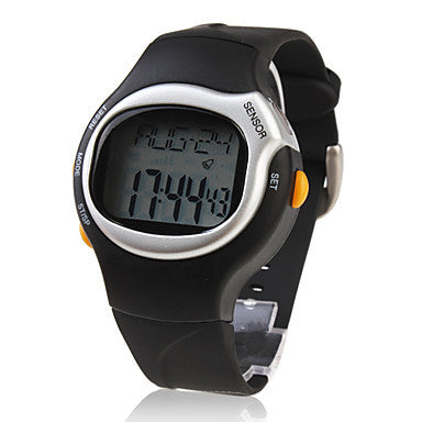 Heart Rate Pulse and Calorie Counter Exercise Sports Watch