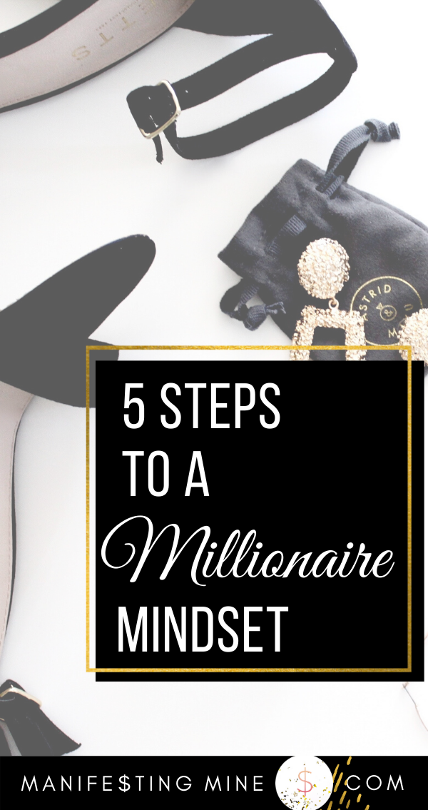 Millionaire Money Mindset How to: Scarcity to Abundance How to Make More Money