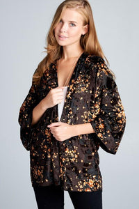Effortlessly Elevated Kimono Cardigan