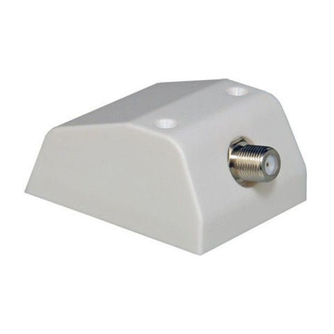 Single F Type Connector For Skirting Boards