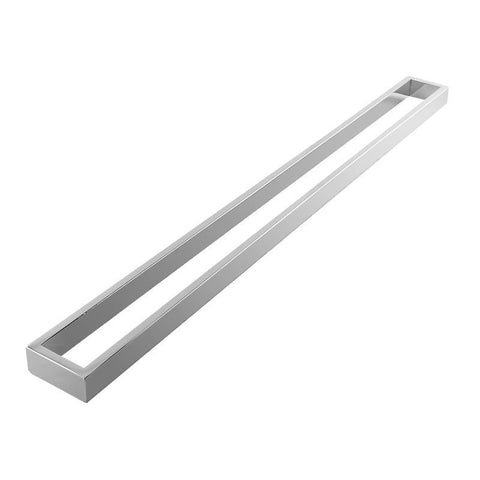 Omar Single Towel Rack Rail Stainless Steel Luxury Wall Mounted 800mm