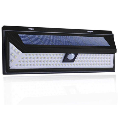 New LARGE Size Weatherproof Solar Sensor 86-LED Lights - Groupy Buy