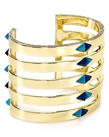 House Of Harlow The Flip Side Cuff Bracelet