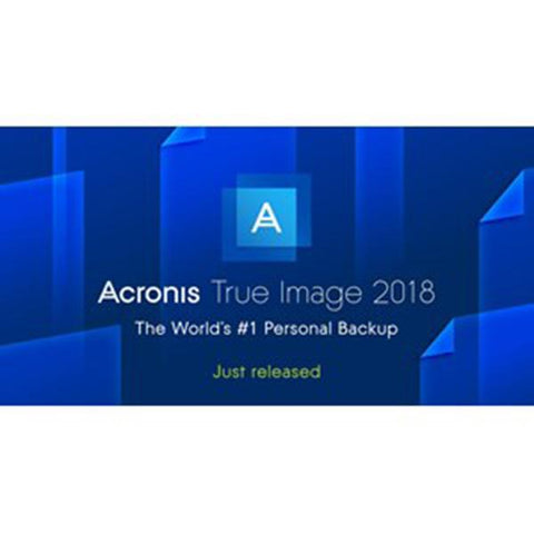 Acronis True Image 2018 Subscription
