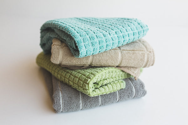 Bambury Microfibre Kitchen 3-Piece Pack Tea Towels