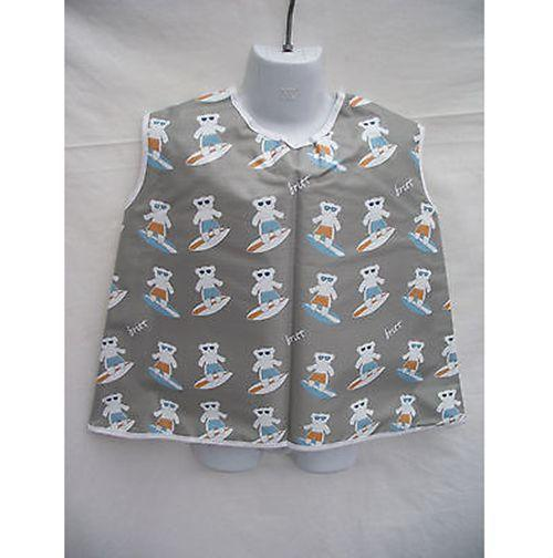 Britt Surfer Boys/ Girls Kids Art Smock Apron