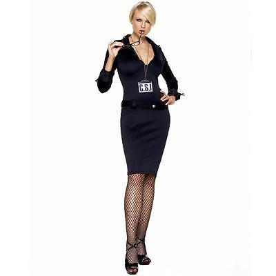 CSI Women's Adult Costume