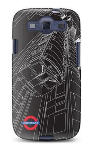 Cygnett London Transport Series Map Case For Samsung Galaxy S3