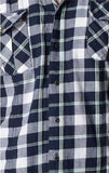 Deacon Peppercorn Check Shirt - Large