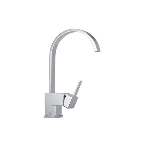 Goose Neck Kitchen Laundry Sink Mixer