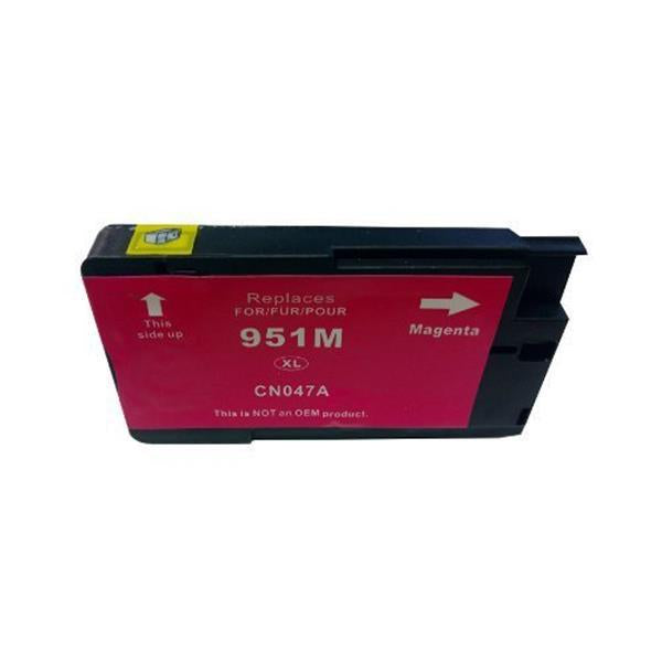 HP 951XL CN047AA Magenta Compatible Cartridge with Chip