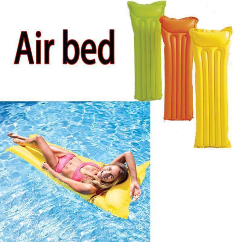 Inflatable Beach Air Mattresses