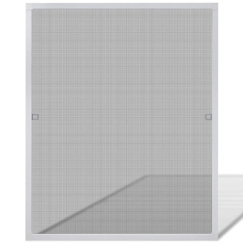 Insect Screen For Windows 80 x 100 Cm - White