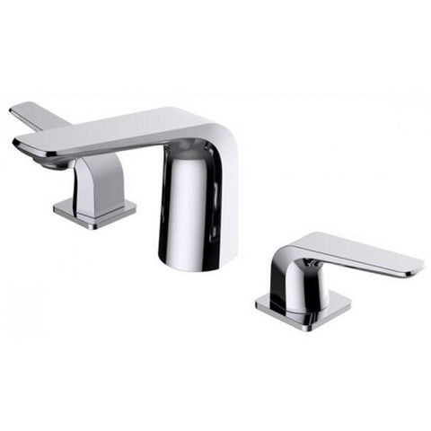 Masa Chrome Basin Mixer