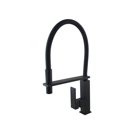 Ottimo Black Kitchen Sink Mixer Tap