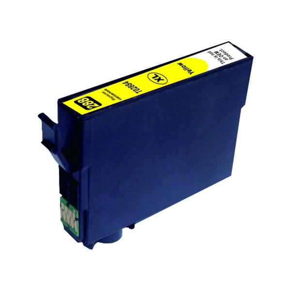 Compatible Inkjet Cartridge Yellow Replacement For 288XL