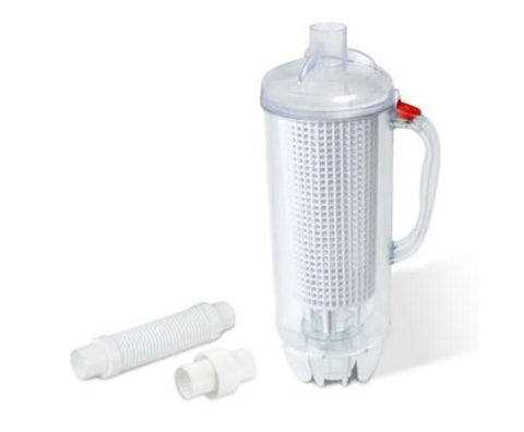Leaf Canister with Basket for Suction Swimming Pool Cleaners
