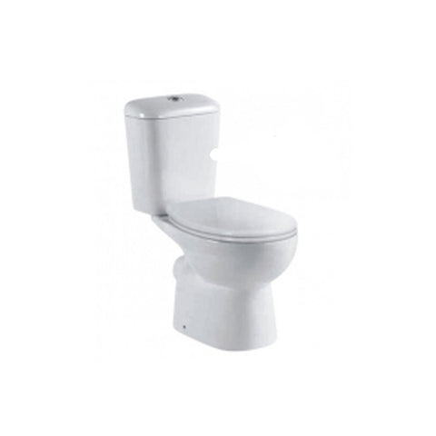 Rimless Back To Wall Two Pieces Toilets With P Trap