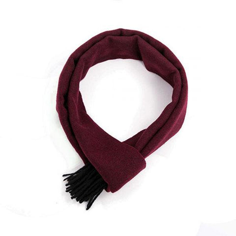 SDB10002 Posh Fleece Pure Wool Scarf 170cm X 30cm