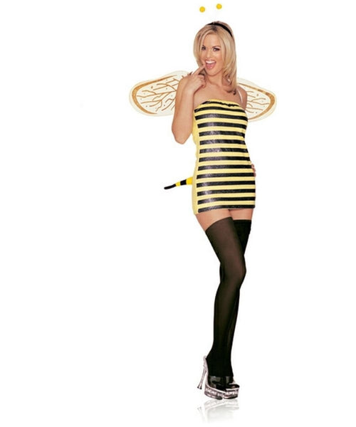Sexy Bumble Bee Costume - Size M/L