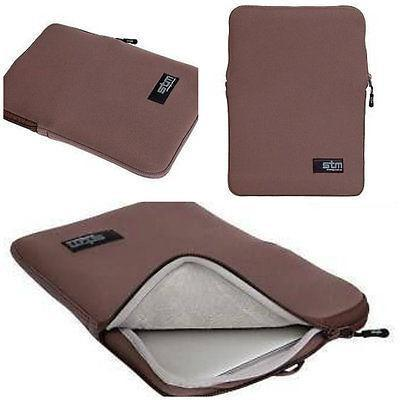 "STM Glove 11"" Netbook/ iPad/ Macbook Air/ Tablet Sleeve (Mushroom)"