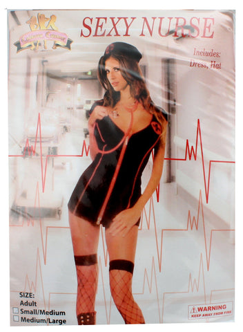 Sexy Nurse Halloween Party Costume