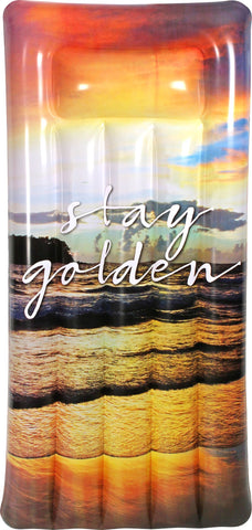 Stay Golden Air Bed