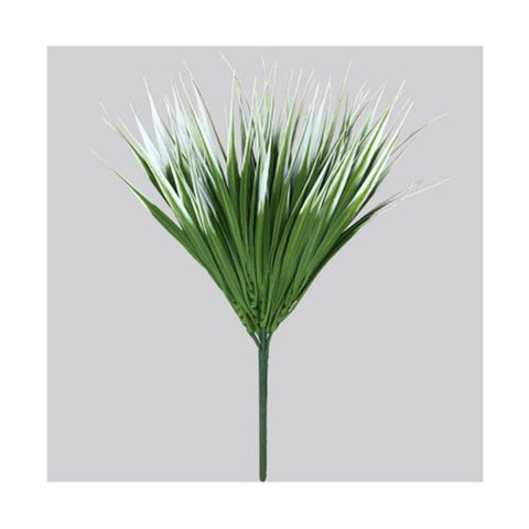 White Tipped Grass Stem Uv Resistant 35 Cm