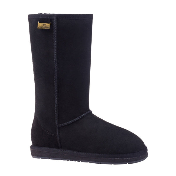 UGGS Classic Tall Sheepskin Chase 5815 Unisex Black