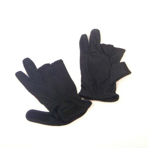 Bstc Fingerless Gloves