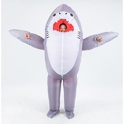 Shark Inflatable Costume