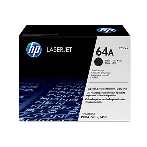 Hp 64 Black Toner Cc364A