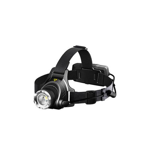 500Lm Led Rechargeable Headlight And Farbeam Headlamp