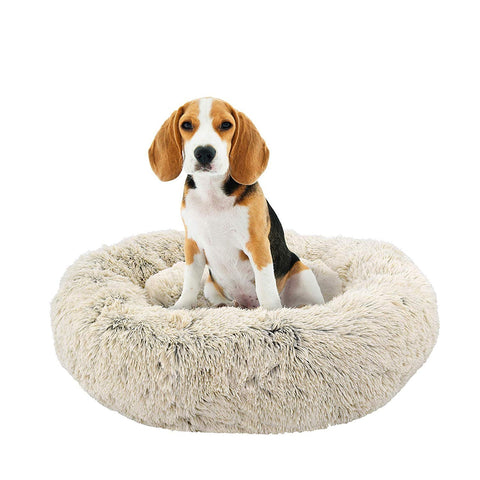 Long Plush Super Soft Pet Bed - Groupy Buy