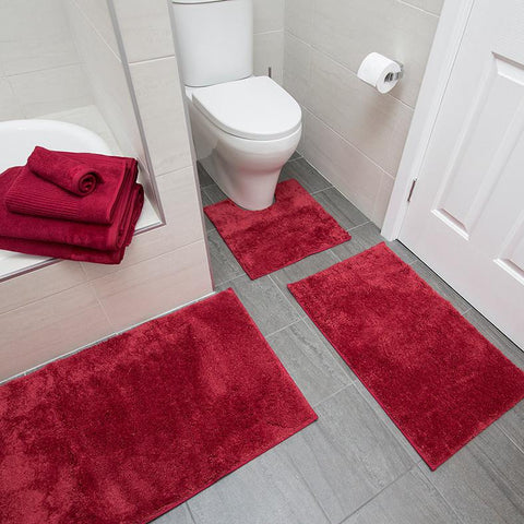 Bambury Microplush Bath Mats