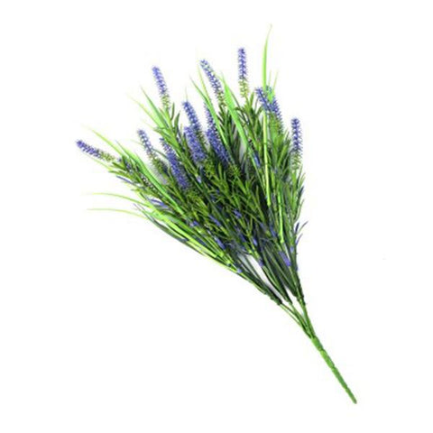 Long Stem Purple Lavender Plant 50 Cm Uv Resistant