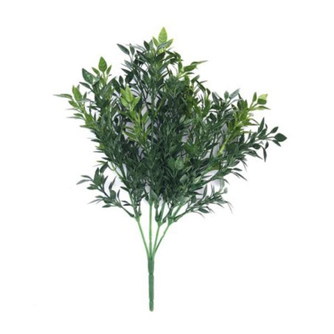 Uv Artificial Boxwood Stem 30 Cm