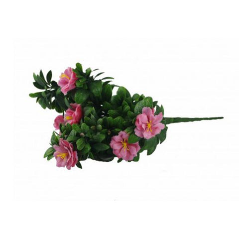 Rose Bunch Uv 45 Cm