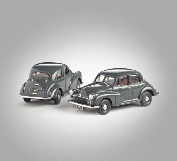Ldm 36 - 1952 Morris Minor Series II 2 Door by Brooklin Models