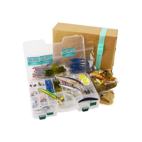 Travellers Fishing Tackle Gift Box