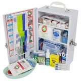 Moderate Risk Workplace Wallmount First Aid Kit