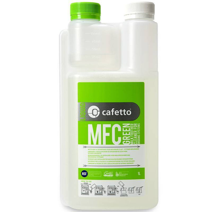 Cafetto EVO Organic Milk Cleaner 1L-Cafetto-Coffee Hit