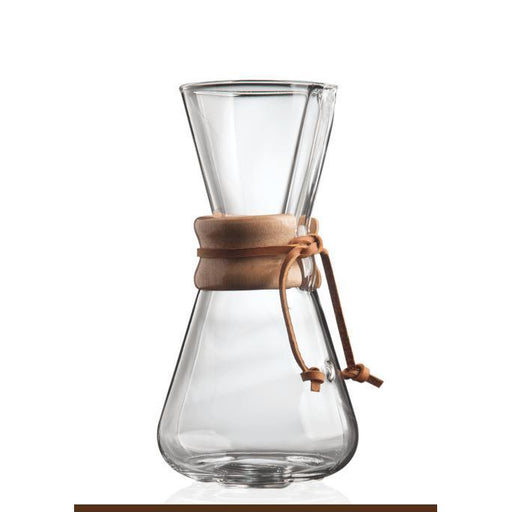 Chemex 1 Cup Wood Neck Coffee Maker-Chemex-Coffee Hit