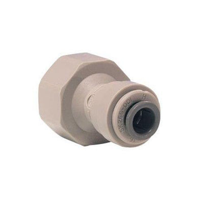 "John Guest Female Adaptor 3/8"" PF x 1/2"" BSP Female-John Guest-Coffee Hit"