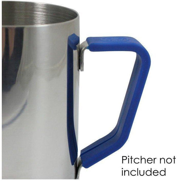 Rhino Blue Milk Pitcher Handle Cover-Rhino Coffee Gear-Coffee Hit